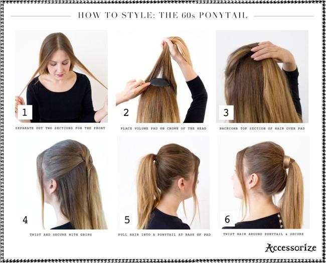 hair tutorials 15 simple easy hairstyles miss