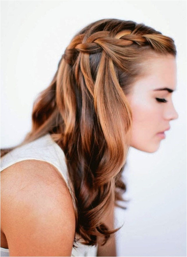 how to do cute easy hairstyles for long hair step by step at home