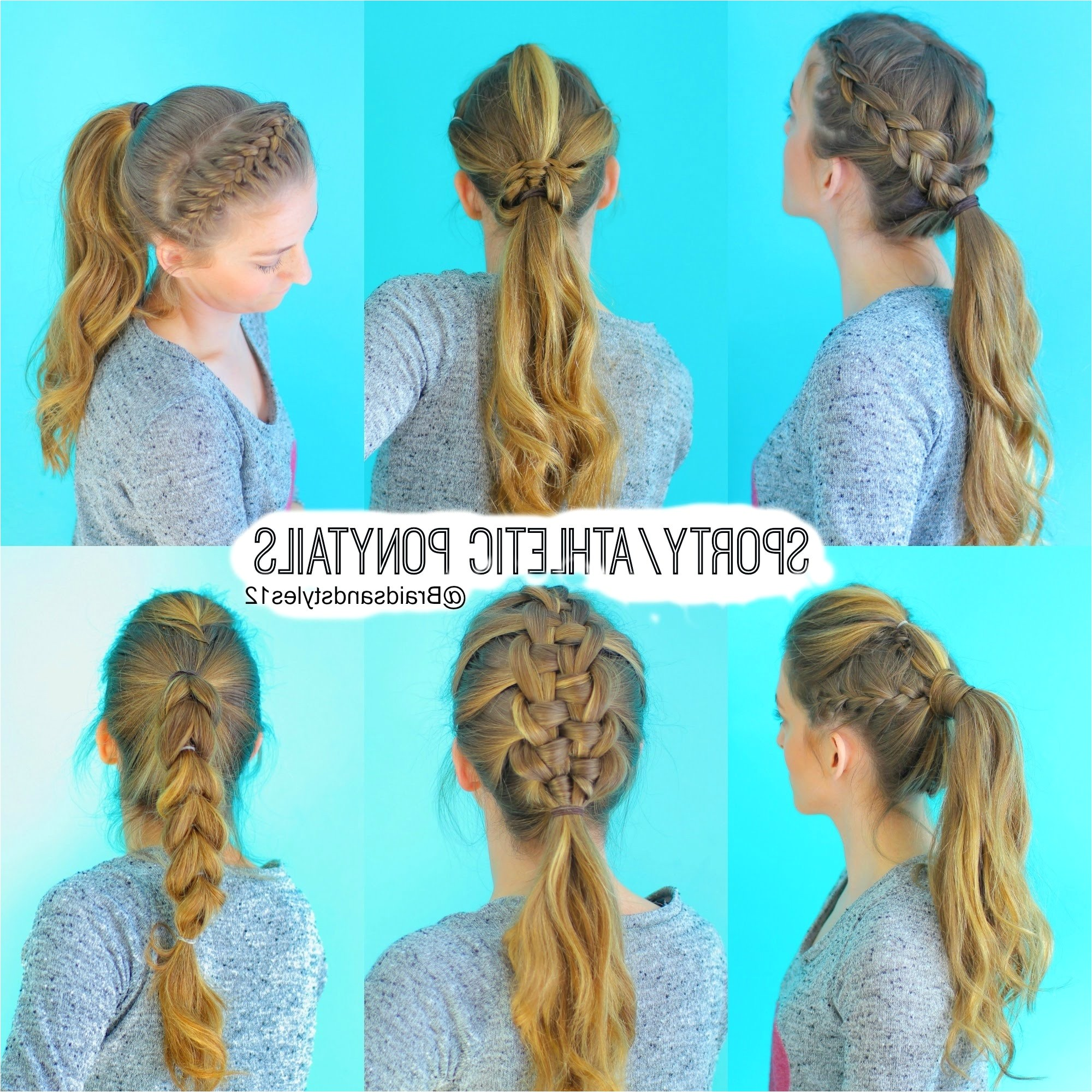 cute hairstyles for basketball