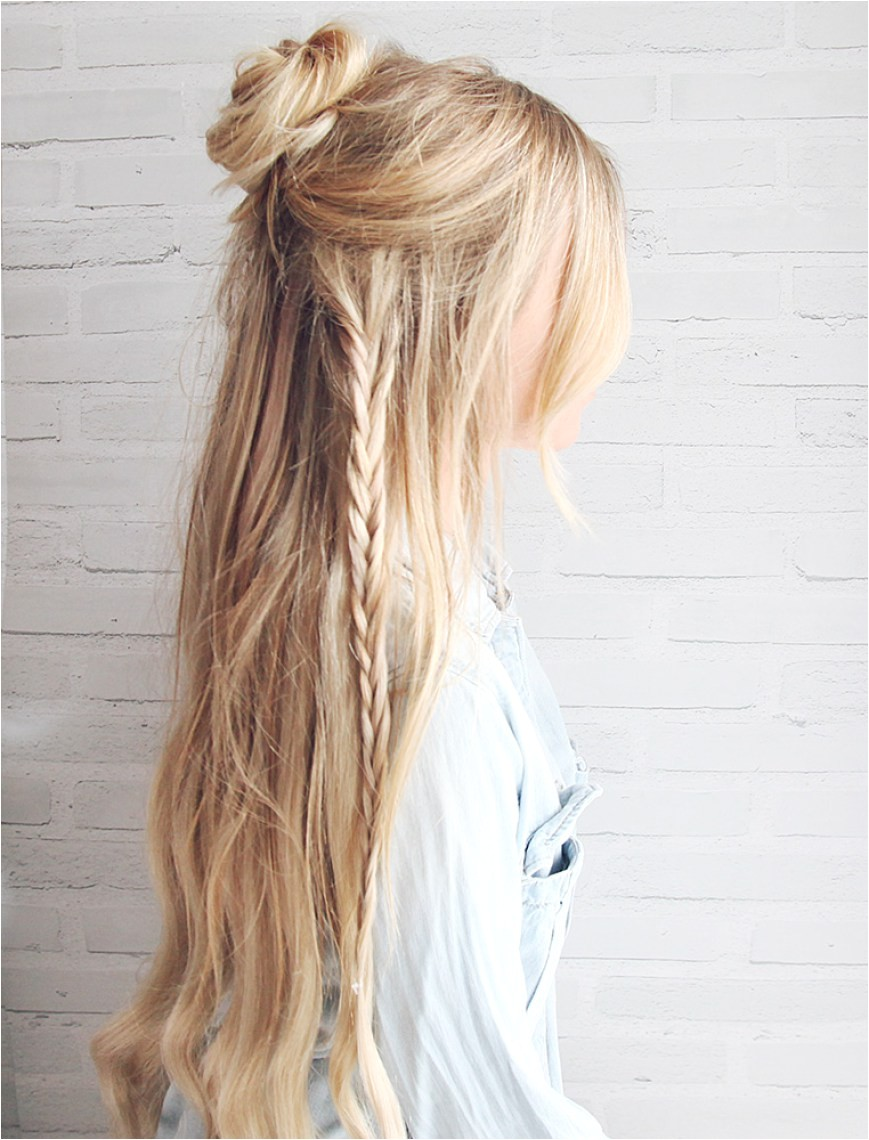 Easy Beach Hairstyles for Long Hair 10 Easy Hairstyles for the Beach