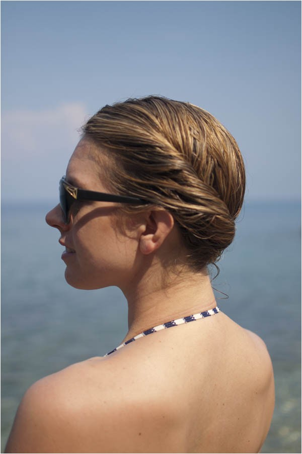 easy beach hairstyles for long hair