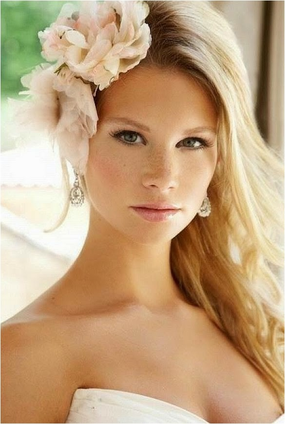 Easy Beach Wedding Hairstyles Wedding Hair Flowers for Short Hairstyles