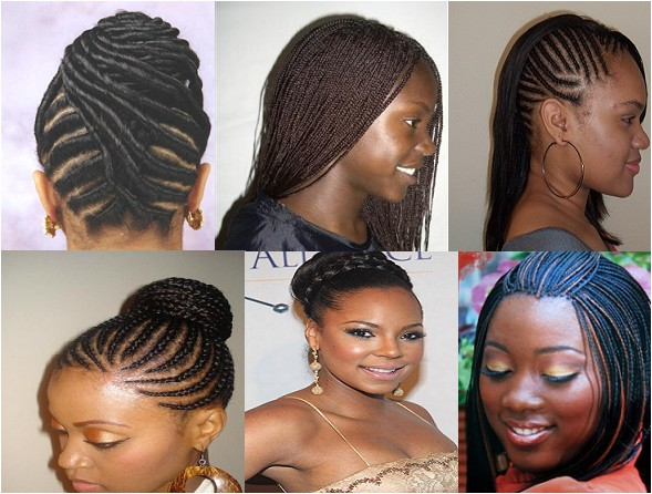 easy black braid hairstyles
