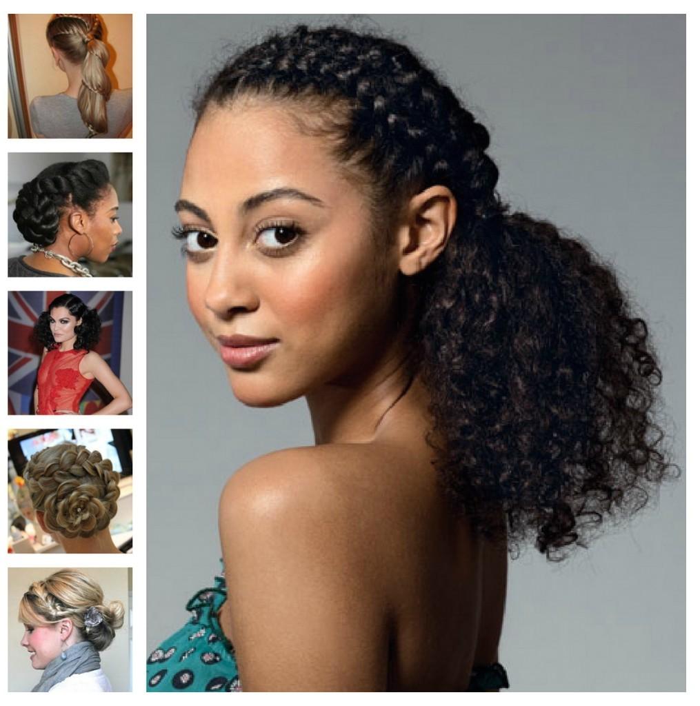 elegant easy hairstyles for black hair 83 ideas with easy hairstyles for black hair