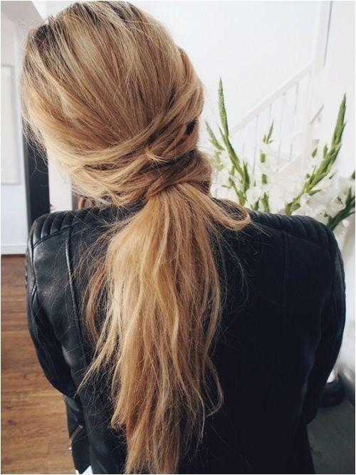 Easy Black Tie Hairstyles 1