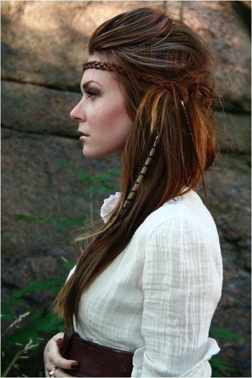 34 boho hairstyles ideas