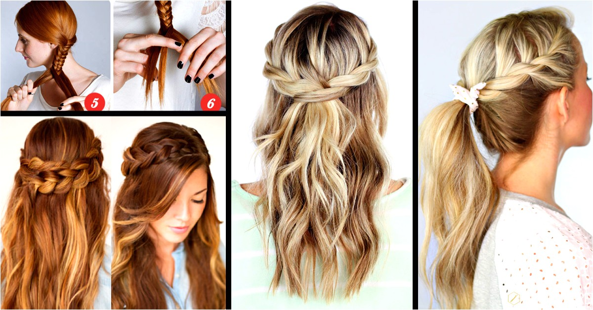 30 cute easy braid tutorials perfect occasion