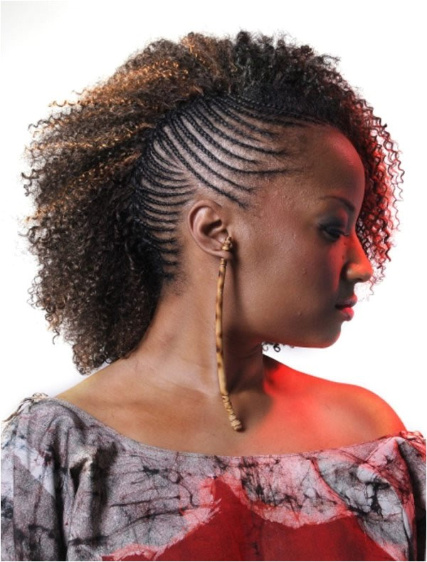braided hairstyles for black women