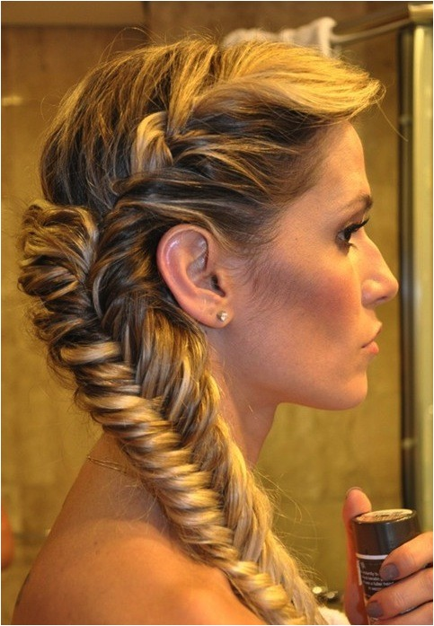 cute easy hairstyles long thick hair
