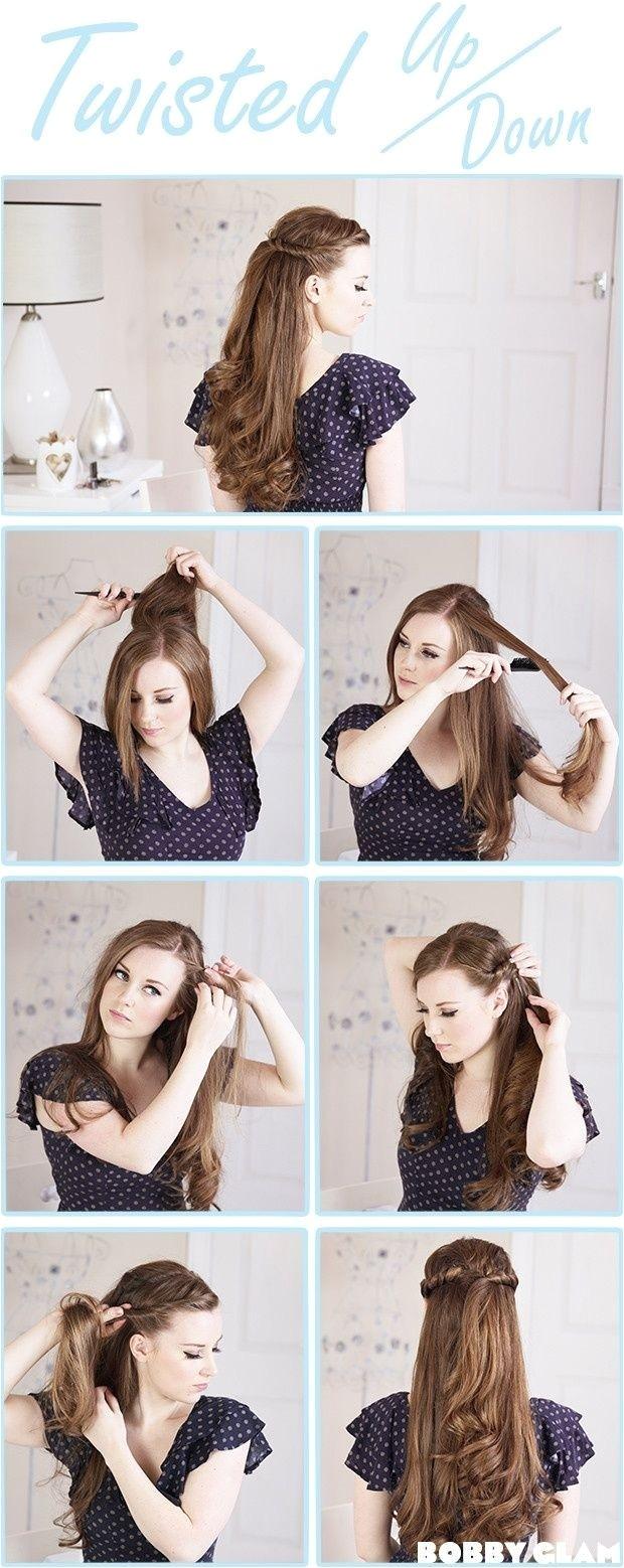 12 hottest wedding hairstyles tutorials brides bridesmaids