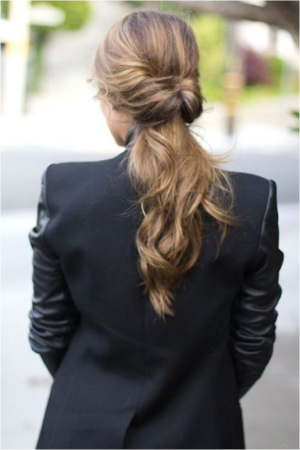 Easy Business Casual Hairstyles 1