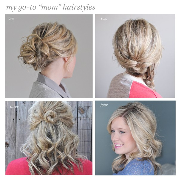easy to go hairstyles 2015