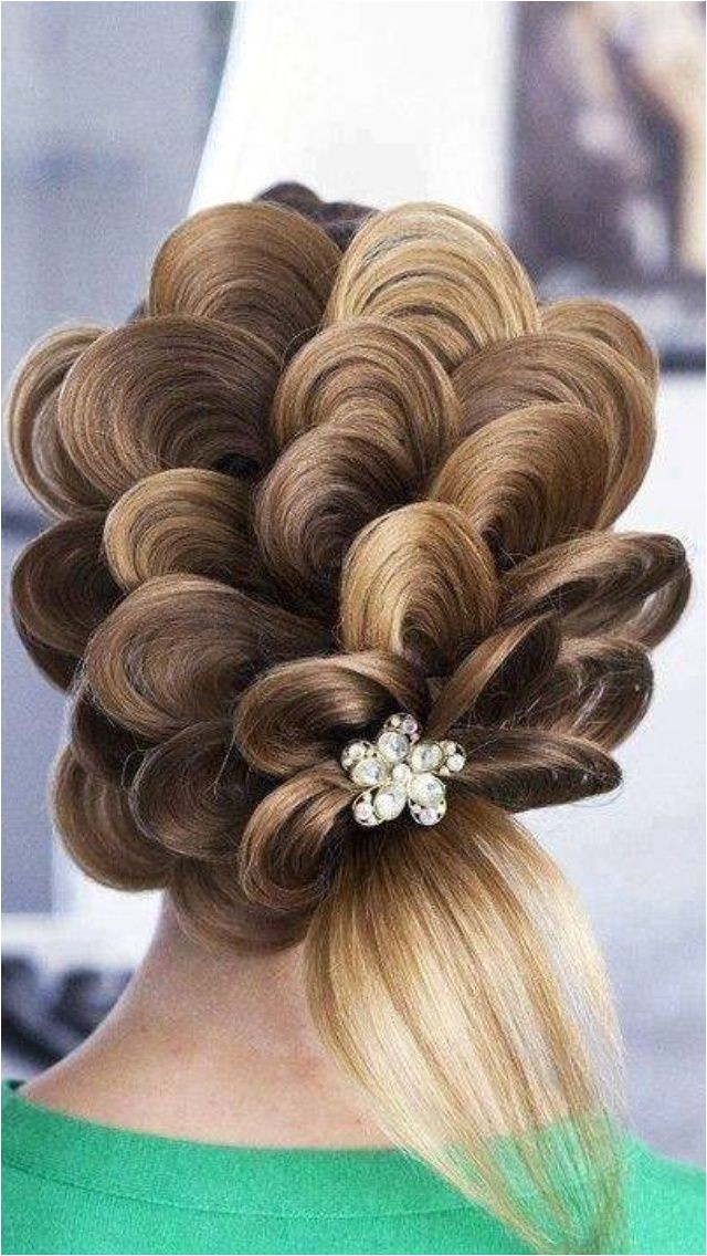 amazing hairstyles artistic hair petal hair