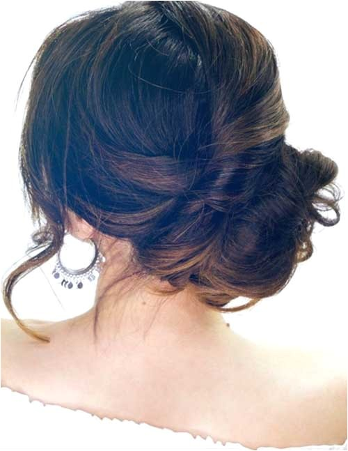 15 elegant updos for long hair