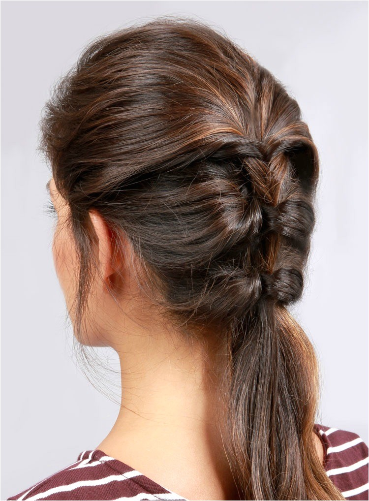 Easy but Nice Hairstyles 16 Easy Hairstyles for Hot Summer Days