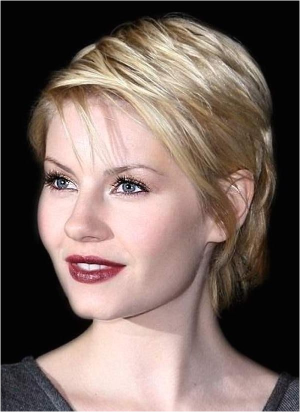 easy care short hairstyles for fine hair