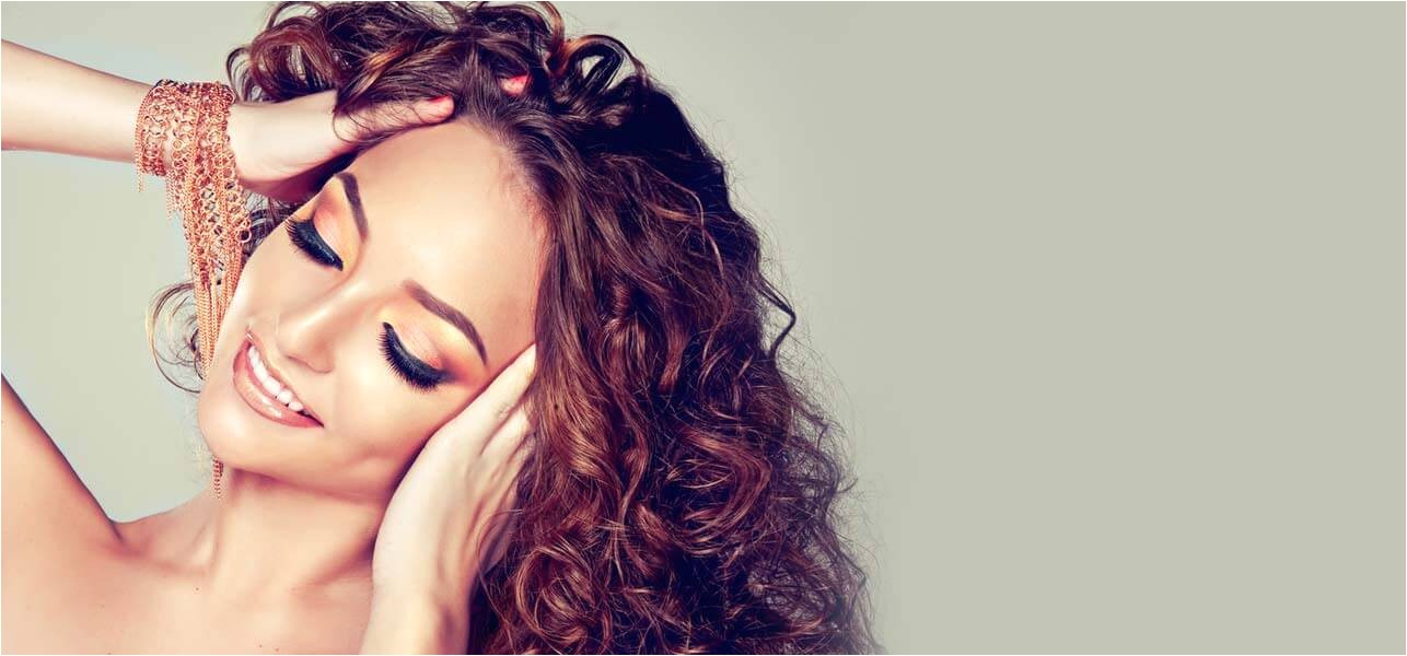 easy to care for hairstyles curly hair