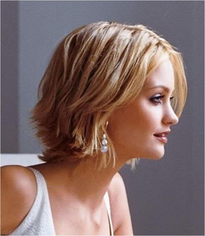 easy to care for hairstyles fine hair