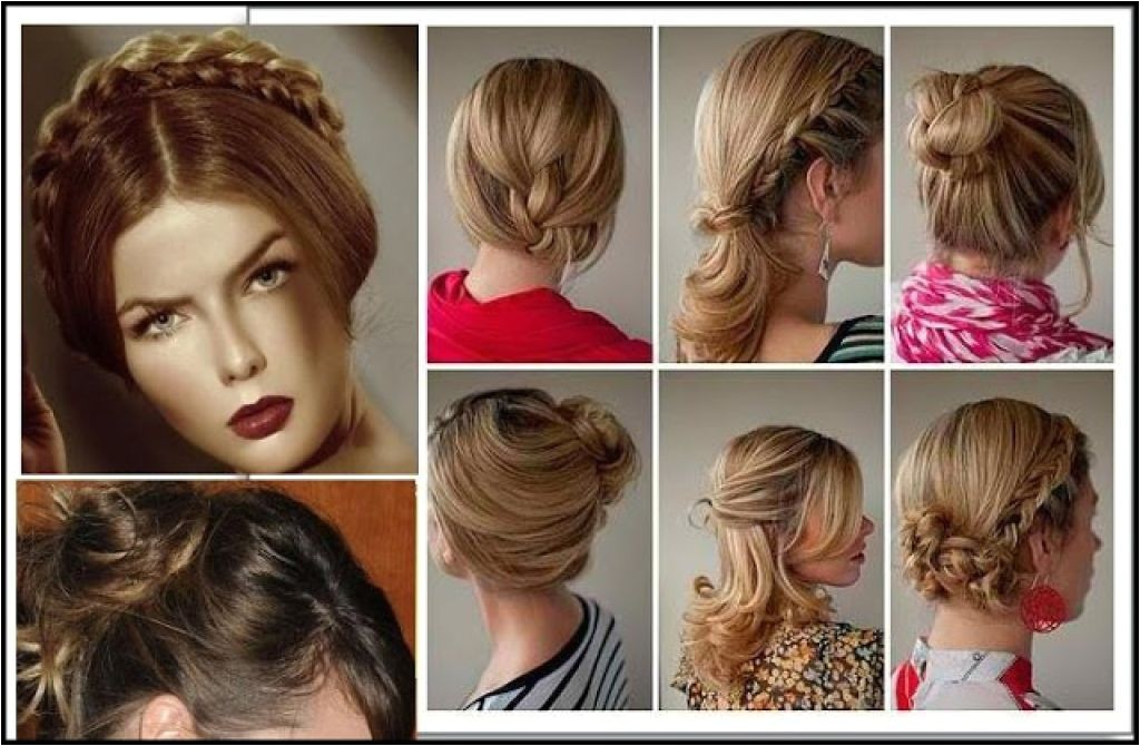 diy casual hairstyles