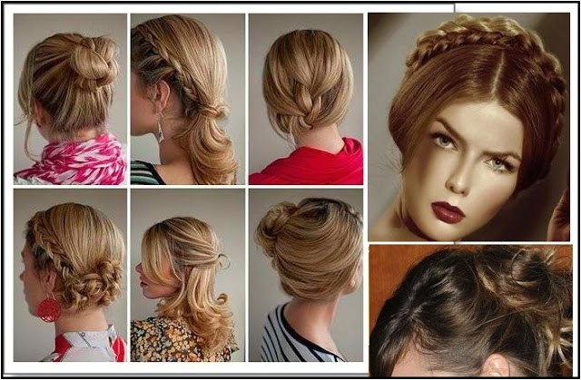 easy casual updos for long hair hairstyles ideas