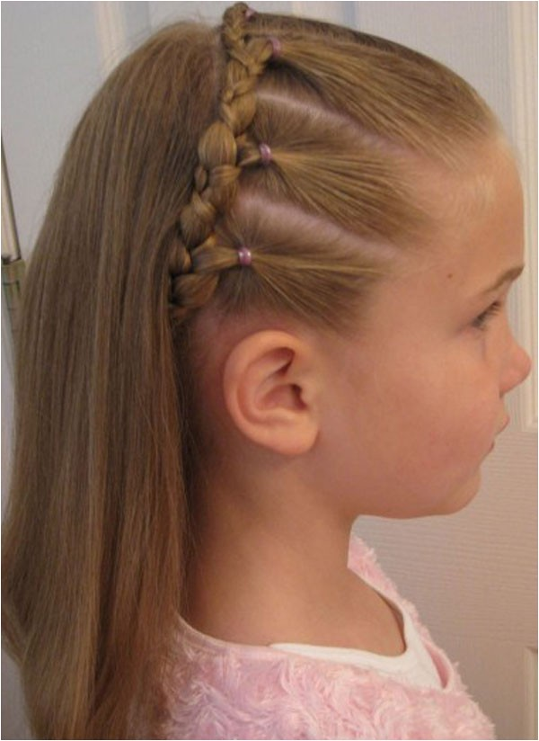 cool fun unique kids braid designs simple best braiding hairstyles for kids 2012