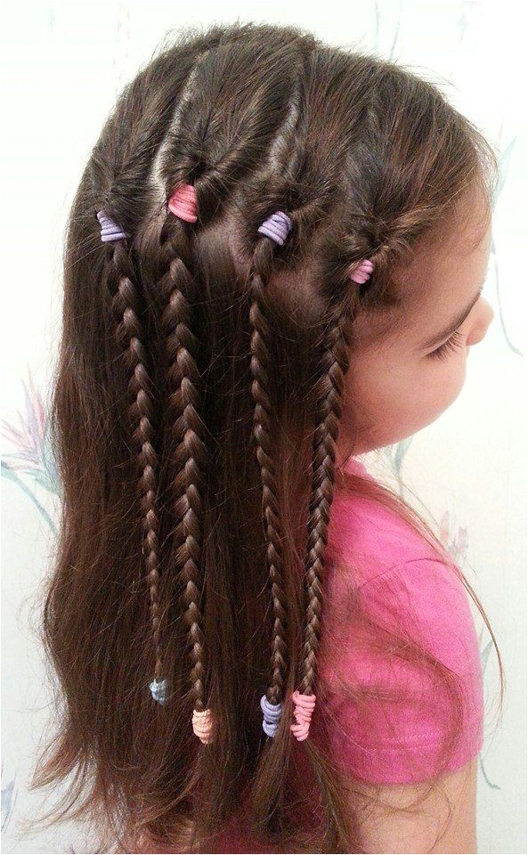 Easy Childrens Hairstyles 1