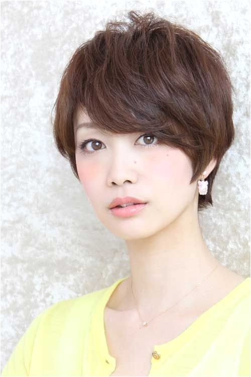 18 new trends short asian hairstyles
