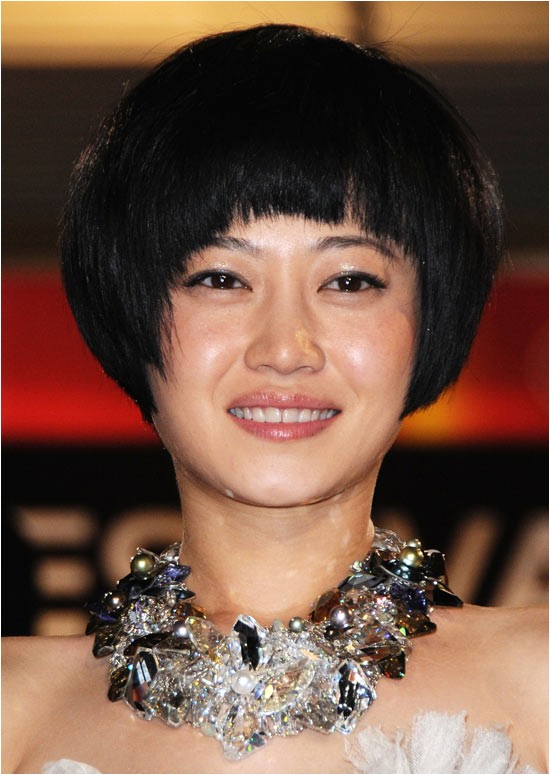 easy chinese hairstyles for short hair