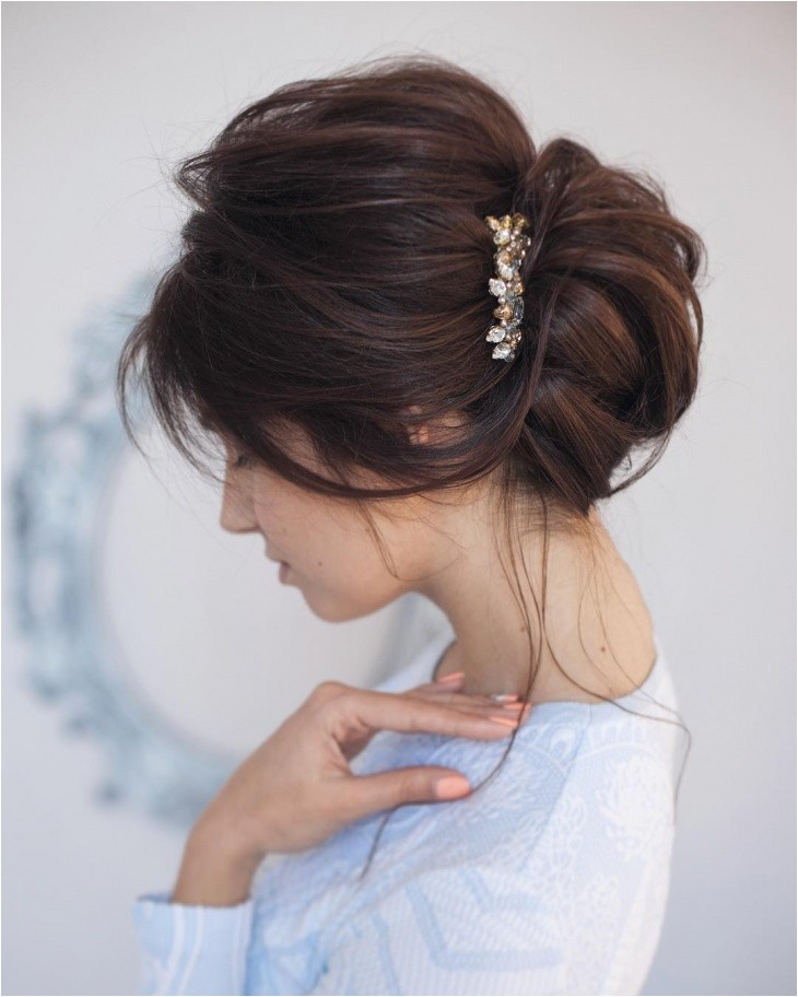french twist updos