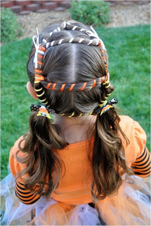 25 crazy scary cool halloween hairstyle ideas for kids girls 2016