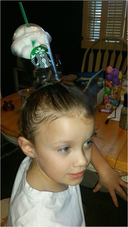 Easy Crazy Hairstyles for School 1