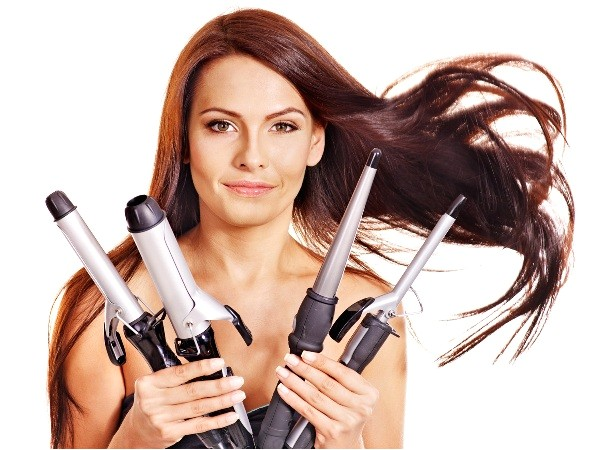 party hairstyles for long hair using a curling iron 2017