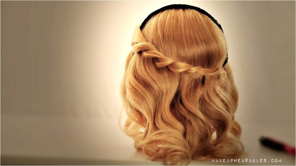 hairstyles low bun hair tutorial video