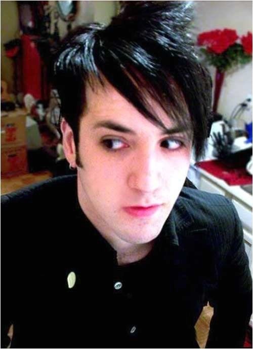 15 best emo hairstyles for men respond