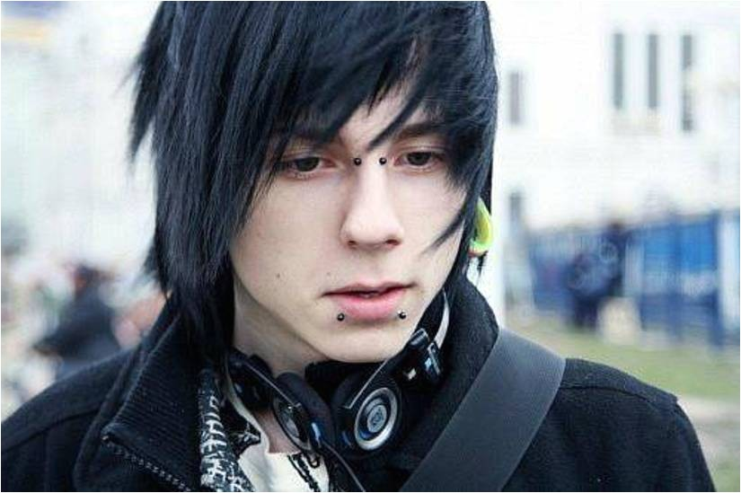 Easy Emo Hairstyles for Guys 45 Modern Emo Hairstyles for Guys