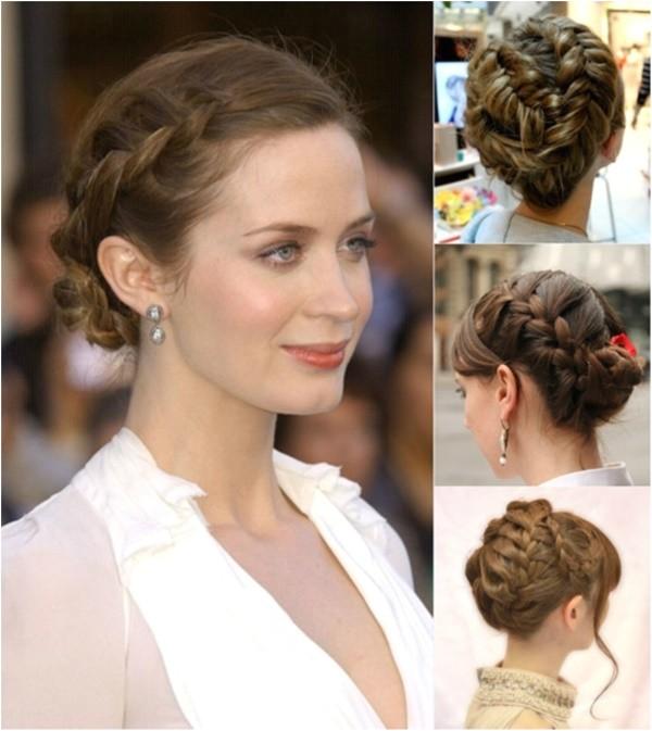 easy diy hairstyles for medium and long hair