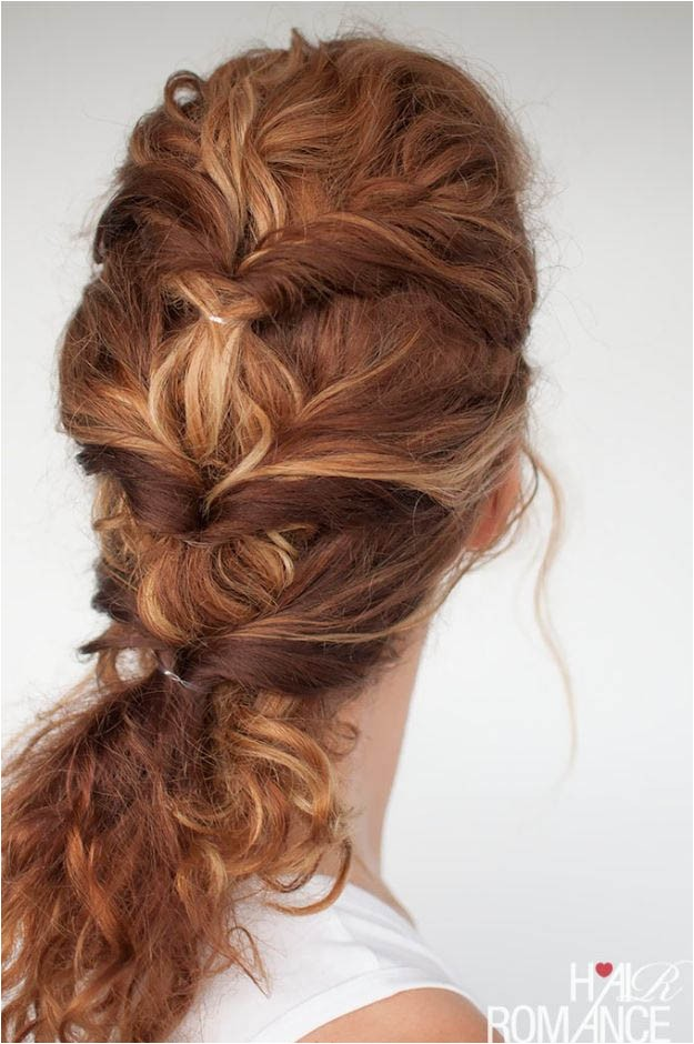 twenty hairstyles for work quick and easy hairstyles you can do