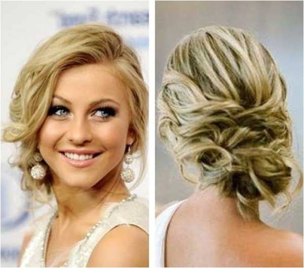 curly prom updo hairstyle for