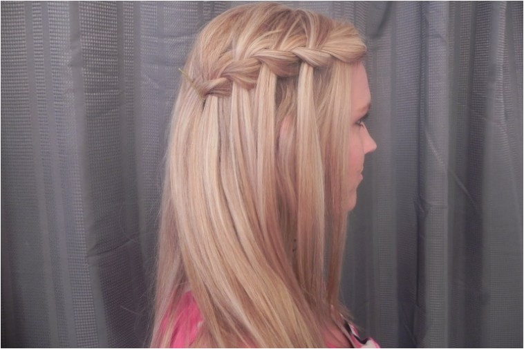 6 easy formal hairstyles for very long straight hair