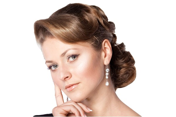 glamorous vintage hairstyles for women how to do easy vintage