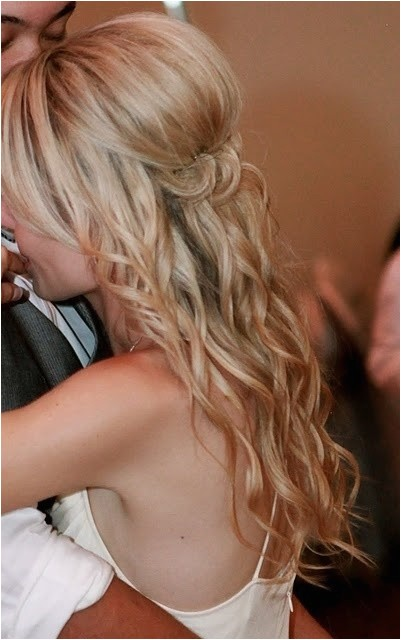 16 glamorous bridesmaid hairstyles long hair