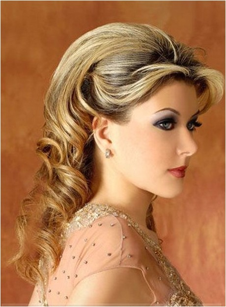 easy elegant hairstyles for long hair