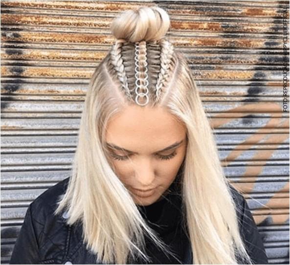 hair rings trend