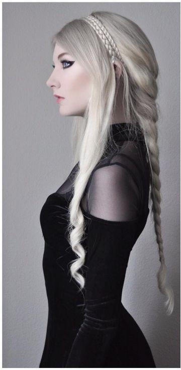 gothic haircut styles