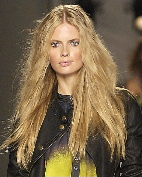 cool grunge hairstyle