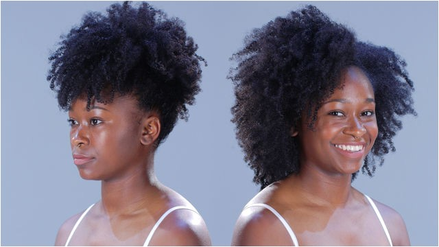 11 simple natural hairstyles