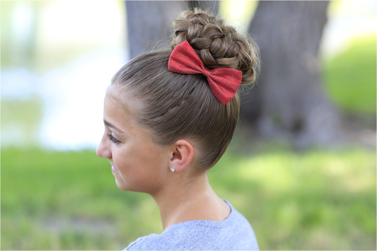 ideas for hairstyles for 9 year old girls