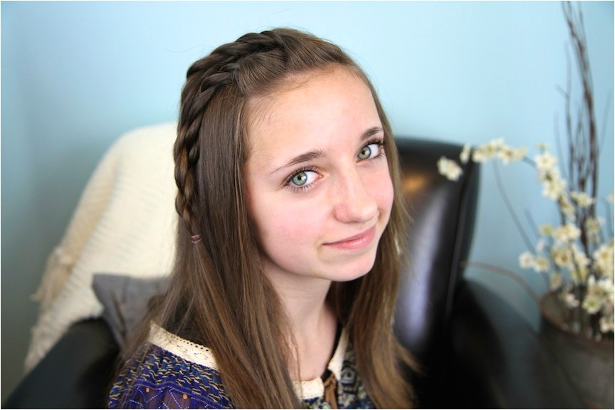 Easy Hairstyles for 13 Year Olds Bailey S Double Lace Twists 3 Minute Hairstyles