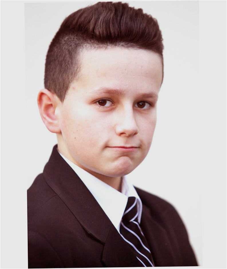 best hairstyles for 13 year old boy