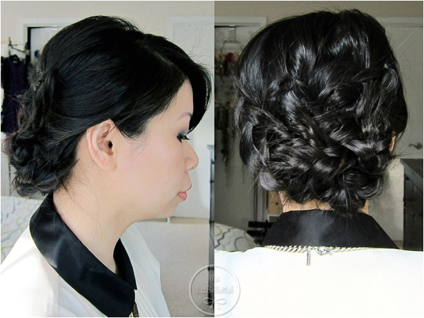 quick easy 3 in 1 hairstyle for work